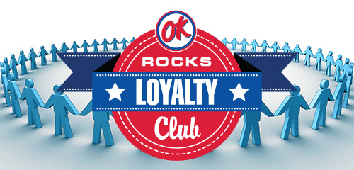 Ok Rocks Royalti Club